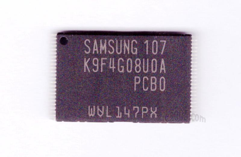 IC2005-IC-008-K9F4G08U0A-PCB0 for Wii & 360