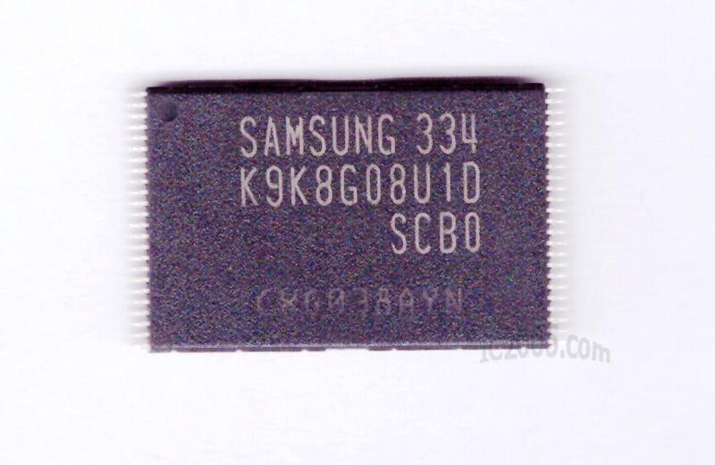 IC2005-IC-009-K9K8G08U1D-SCB0 for Wii-U