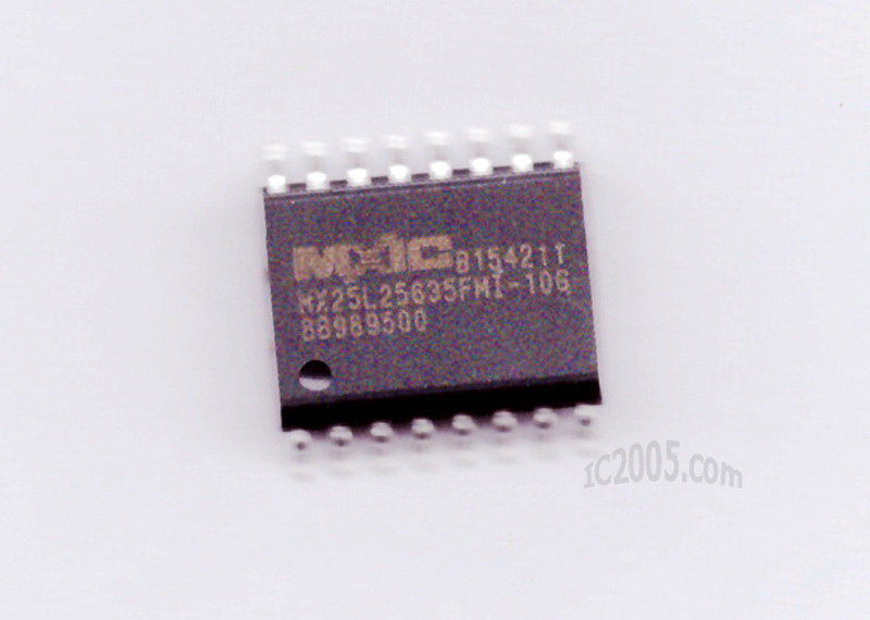 IC2005-IC-010-MX25L25635FMI-10G for PS4 & XBOX ONE