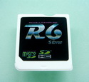 R6 Silver 2008 Single Cart (R6 ONE)
