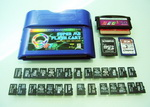 NEO Myth MD 3in1 + NEO3 SD flash cart