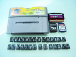 NEO SNES/SFC Myth + NEO3 SD flash cart