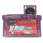 XG2Turbo 256M GBA flash cart
