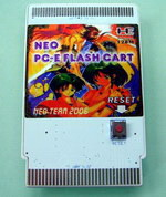 NEO Power PC-Engin 128M super flash cart